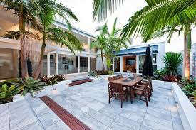 exotic landscape design for contemporary homes architectural
