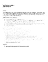 sample resume for senior business analyst keyholder job description get a good job dollar general key