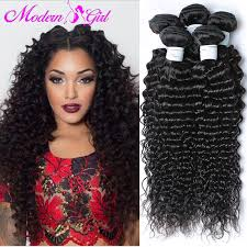 cheap human hair extensions top malaysian hair wave 4 bundles 7a malaysian curly
