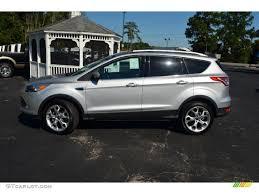 Ford Escape Ecoboost - ingot silver metallic 2013 ford escape titanium 2 0l ecoboost