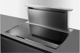 hotte de cuisine escamotable hotte retractable maison et mobilier d intérieur