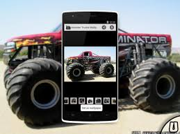 monster trucks bigfoot 5 monster trucks wallpapers android apps on google play