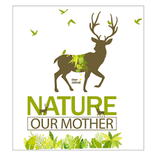 online shop nature forest deer wall sticker livingroom home decor online shop nature forest deer wall sticker livingroom home decor posters wall decals simple aliexpress mobile