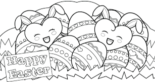 eastern bluebird coloring page pages easter egg hunt free kids
