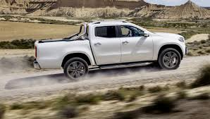 2018 mercedes benz x class cab chassis confirmed photos 1 of 2