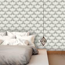 shop tempaper genevieve gorder chalk vinyl birds wallpaper at