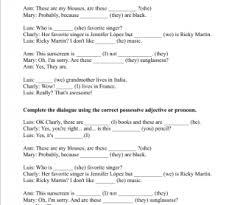 119 free possessive pronouns worksheets teach possessive pronouns