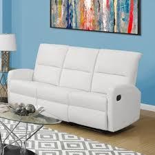 Triple Recliner Sofa by Modern U0026 Contemporary Reclining Sofas You U0027ll Love Wayfair