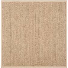 safavieh florida shag cream beige 9 ft x 9 ft round area rug