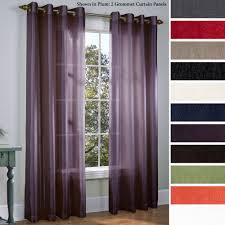 Purple Sheer Curtains Curtain Purple Sheer Curtains Window Valances And Swag