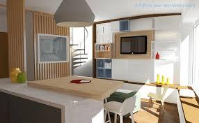 cr馥r une cuisine ouverte avant après optimiser l espace avec une cuisine ouverte