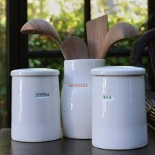 white ceramic kitchen canisters kitchen remarkable kitchen canisters design coffee canister