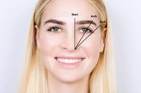 How To Pencil In Eyebrows How To Shape Eyebrows 11 Tips For The Perfect Eyebrow Shape