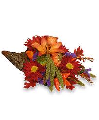 thanksgiving bouquet bountiful cornucopia thanksgiving bouquet in beaverton on garlands