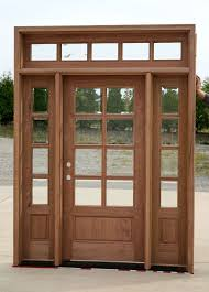 Wood Patio French Doors - best 25 exterior doors with sidelights ideas on pinterest entry