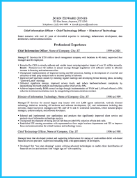 Cto Sample Resume by Outstanding Cto Resume For Professionals