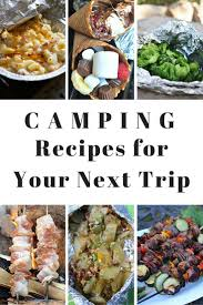 211 best camp cookery recipe camp hacks images on pinterest