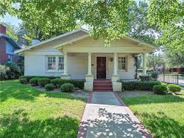 craftsmen style bungalow style homes for sale in dallas ft worth
