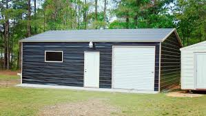 steel structures metal carports clear span garage and barn