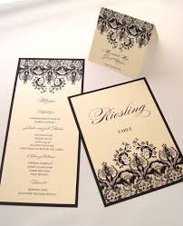 Innovative Wedding Card Designs Wedding Card Design Verdant Layout Awesome Wedding Reception