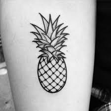 die besten 25 ananas tattoo ideen auf pinterest kleine tattoos