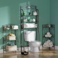 3 Tier Bathroom Stand by Southern Enterprises Reflections 3 Shelf Storage Rack In Matte