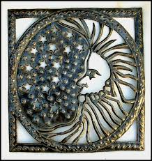107 best decorate your garden with metal wall decors images on