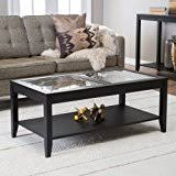 Quatrefoil Console Table with Amazon Com Shelby Glass Top Console Table With Quatrefoil