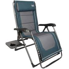 Zero Gravity Chair With Side Table Timber Ridge Zero Gravity Chair Side Table Lounger Fully Reclines