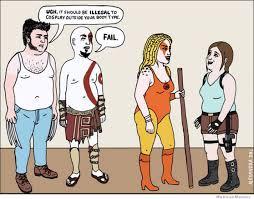 Cosplay Meme - cosplay hypocrites weknowmemes