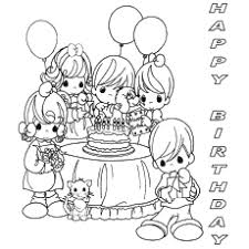 birthday coloring pages boy happy birthday coloring pages free printables