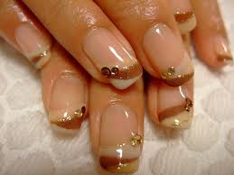 nail designs for short nails 02 love and quotes