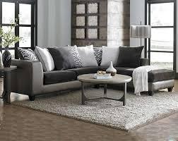 Cheap Black Sectional Sofa Cool Charcoal Grey Sectional Sofa 84 On Cheap Black Leather