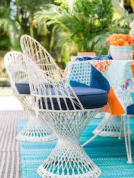 Beach Patio 15 Ways To Add Palm Beach Style To An Outdoor Room Hgtv