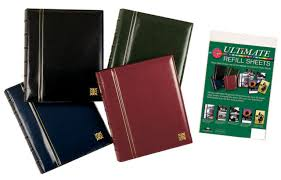 photo album binder versatile ultimate ring binder photo album in burgundy 60 x 6x4