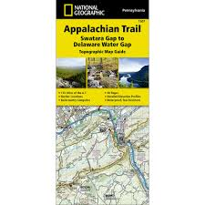 Pa State Game Lands Maps by 1507 Appalachian Trail Swatara Gap To Delaware Water Gap