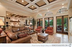 coffered ceiling paint ideas 15 beautiful traditional coffered ceiling living rooms home