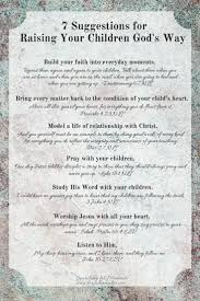 25 raising godly children ideas prayers