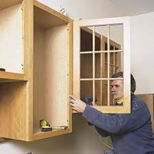 Hang Kitchen Cabinets Trick And Tips How To Hang Kitchen Cabinets Designs Home Designs
