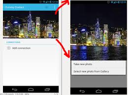 imageview android imageview android contact how to achieve the same picture