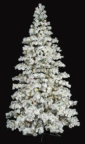 ez multi function heavy flocked trees 7 5 ft 10 ft and