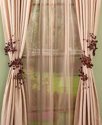 How To Install Curtain Tie Backs 85 Best Country Living Images On Pinterest Country Living