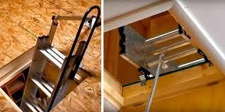 5 best attic ladders reviews of 2018 bestadvisor com
