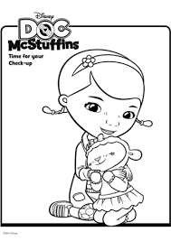 image doc mcstuffins findo whispers coloring