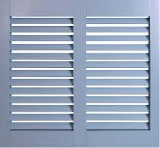 pvc composite shutters from custom shutter company