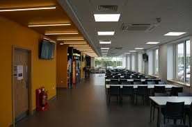 Rockfon Mono Acoustic Ceilings by Bespoke News Project Completion Simply Bidvest