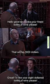 Brooklyn Nine Nine Meme - funny meme wine brooklyn nine nine x post r televisionquotes