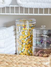 11 Must Have Sink Accesories And Products To Organize My Sink by Organized Bathroom Linen Closet Anyone Can Have Kelley Nan