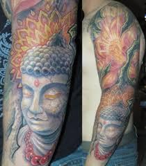 thai buddha leg tattoo design photo 3 real photo pictures