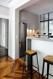 cuisine ouverte avec bar idée relooking cuisine cuisine moderne avec bar cuisine ouverte